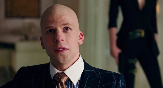 Jesse Eisenberg Reacts To Justice League Snyder Cut News