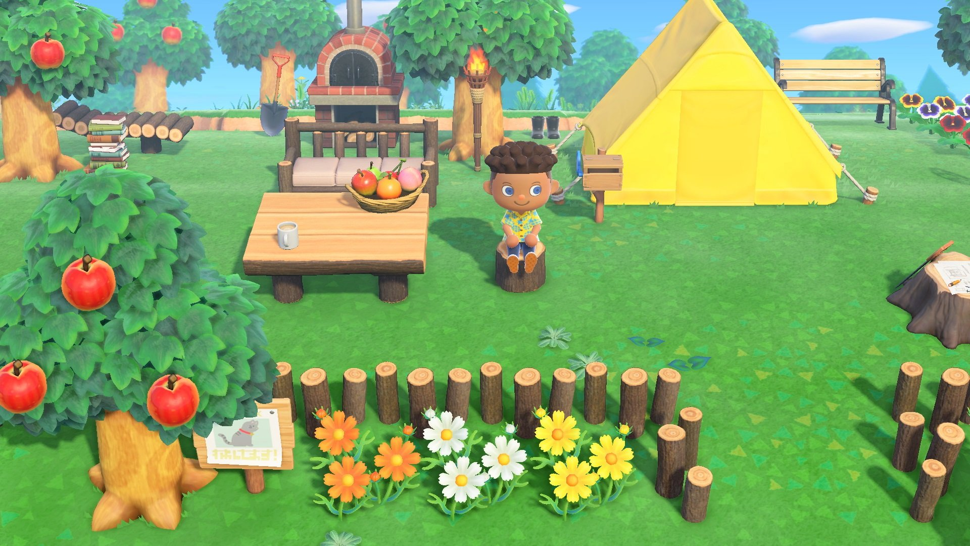 Animal Crossing New Horizons Review One Day At A Time Movies Tv Shows And Gossip