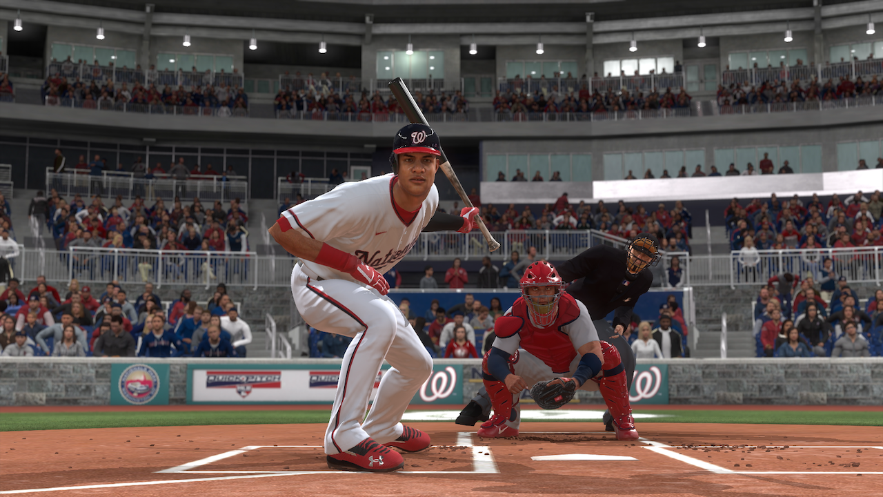 Sign Stealing in MLB The Show 20
