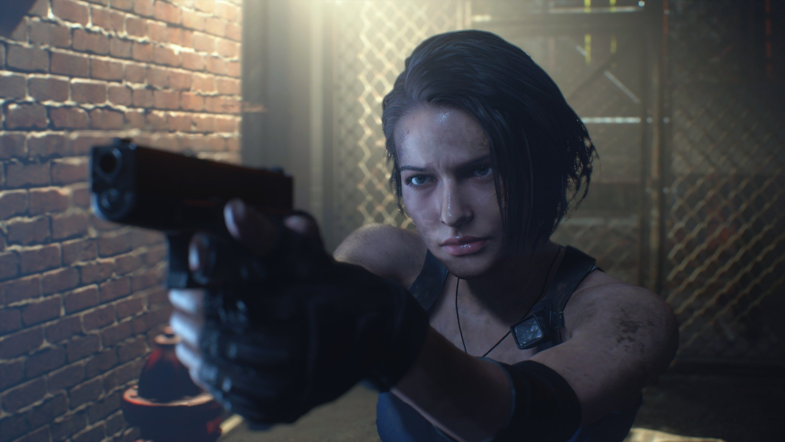 Resident Evil 2 Remake Actress Teases New Project With Resident