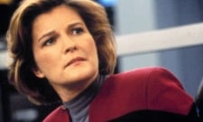 Star Trek's Captain Janeway Honored With Statue In Character's Hometown