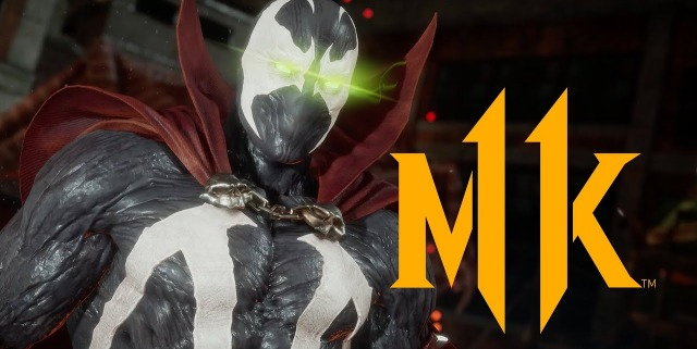 Spawn Mortal Kombat