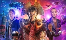Titan Comics Shares First Look At Doctor Who Time Lord Victorious