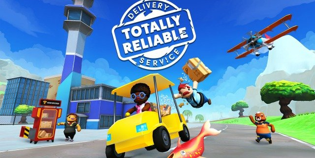 Totally Reliable Delivery Service Logo