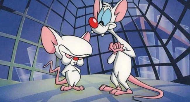 Pinky And The Brain Confirmed To Return For Animaniacs Revival