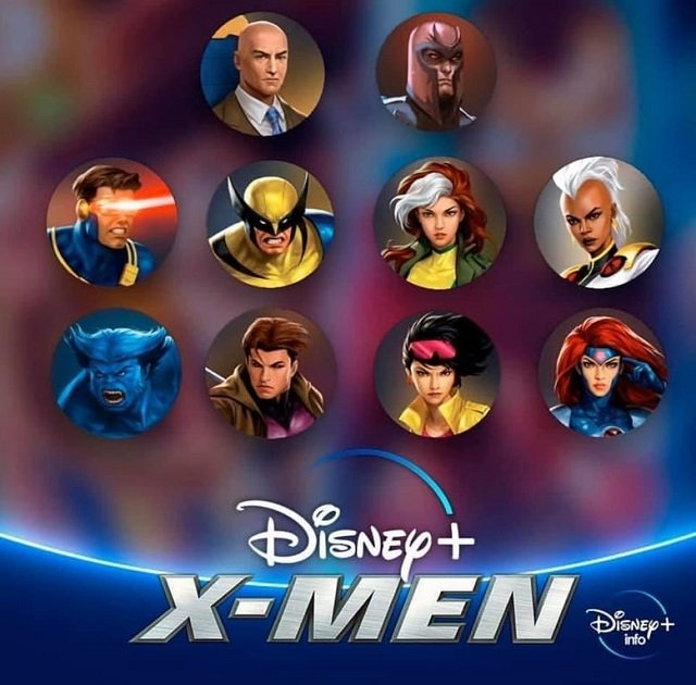 Disney May Be Working On An X Men The Animated Series Sequel
