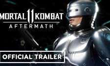 Watch: Mortal Kombat 11 Aftermath Trailer Reveals RoboCop