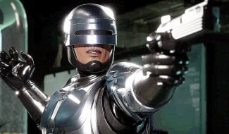 Watch: RoboCop Lays Down The Law In New Mortal Kombat 11: Aftermath Footage