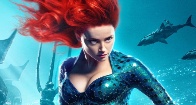 Amber Heard Reportedly Returning For Aquaman 2 Whatever The Judge Rules