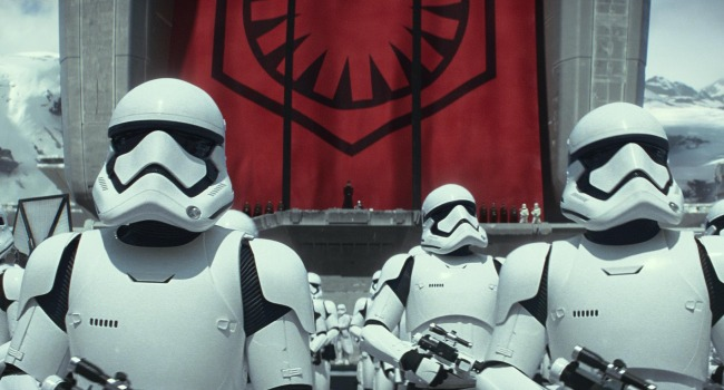 Stormtroopers Being Used To Enforce Social Distancing At Disney Park