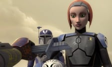 Star Wars Fans Freaking Out Over Katee Sackhoff In The Mandalorian Season 2