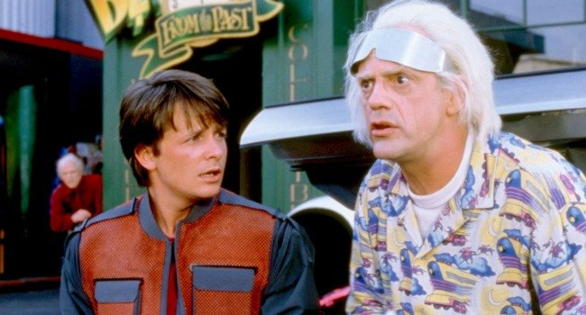 Superman Is The Reason That Back To The Future Exists