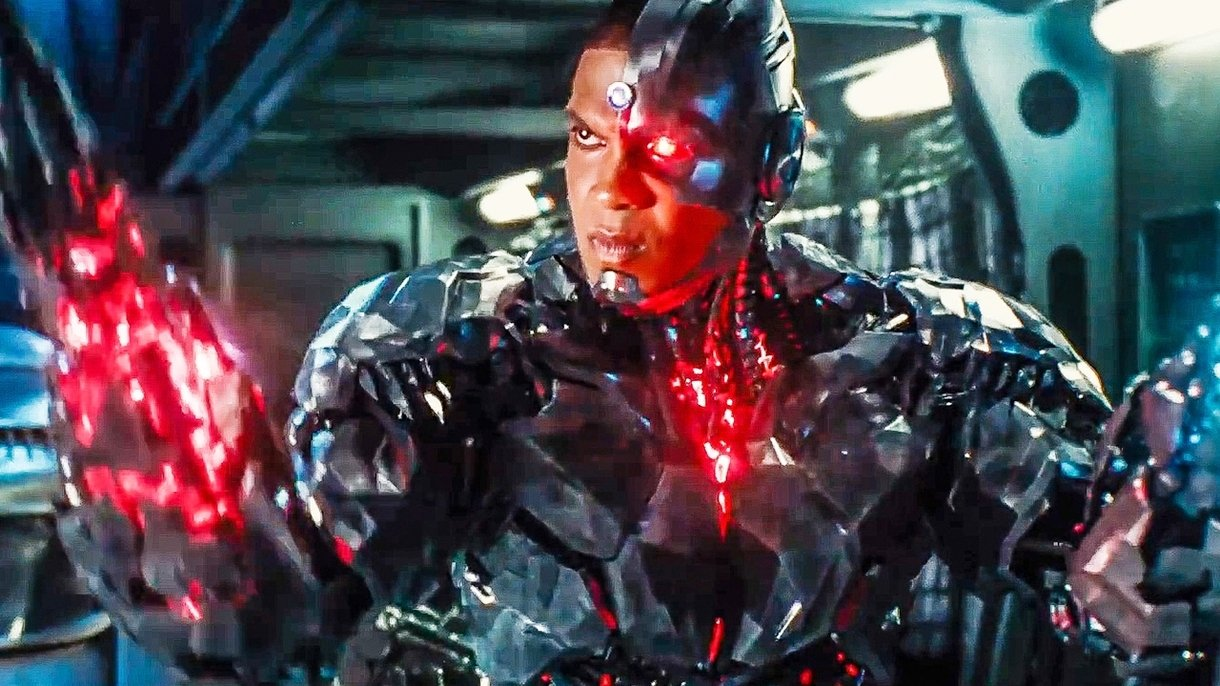 Zack Snyder Teases Cyborg Having A Knightmare Vision In Justice League