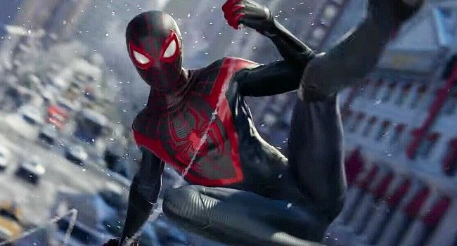 New Screenshot And Story Details For Marvel's Spider-Man: Miles Morales