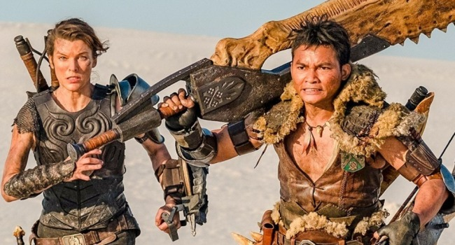 Monster Hunter Coming To Digital And VOD Next Month