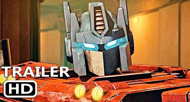 Watch: Dark New Trailer For Netflix's Transformers: War For Cybertron Trilogy