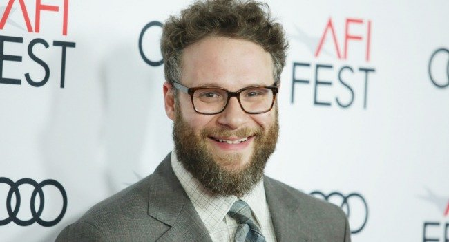 Seth Rogen Says He'd Rather Work With Himself Than Other Actors