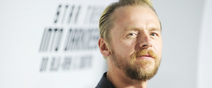 Simon Pegg Once Abandoned Nick Frost Unconscious In The Woods While Filming