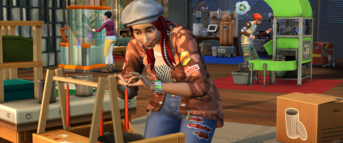 The Sims 4: Eco Lifestyle Review