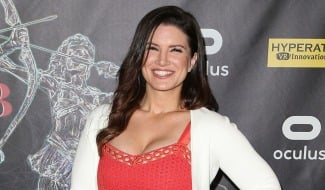 Deadpool's Gina Carano Lashes Out At Censorship Of Her Nude Photo