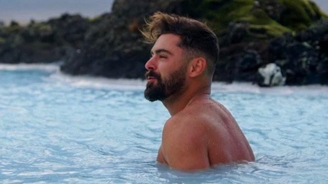 Zac Efron Is Shirtless And Sweaty In Upcoming Netflix Show Down To Earth