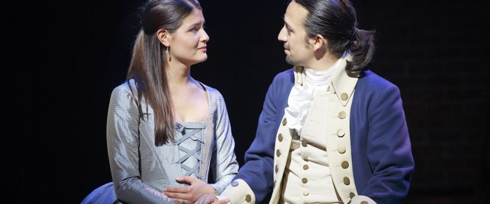 Hamilton Fans Debating What Eliza's Gasp At The End Means