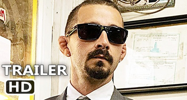 Watch: Shia LaBeouf Isn't Messing Around In The Tax Collector Trailer