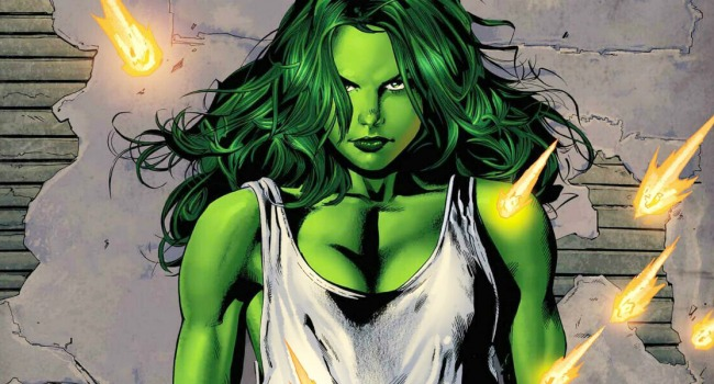 Marvel Has Reportedly Cast Their She-Hulk