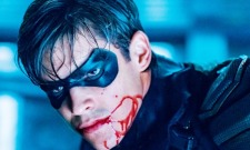Titans Season 3 Set Photo Features Nightwing Actor Brenton Thwaites