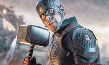 Chris Evans Says He Felt Like A Little Kid Watching Cap Lift Mjolnir In Avengers: Endgame