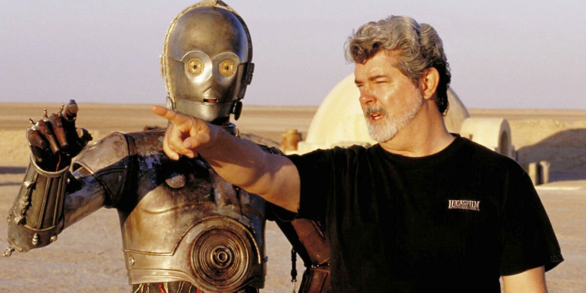 George Lucas Says He Lost Control Of Star Wars
