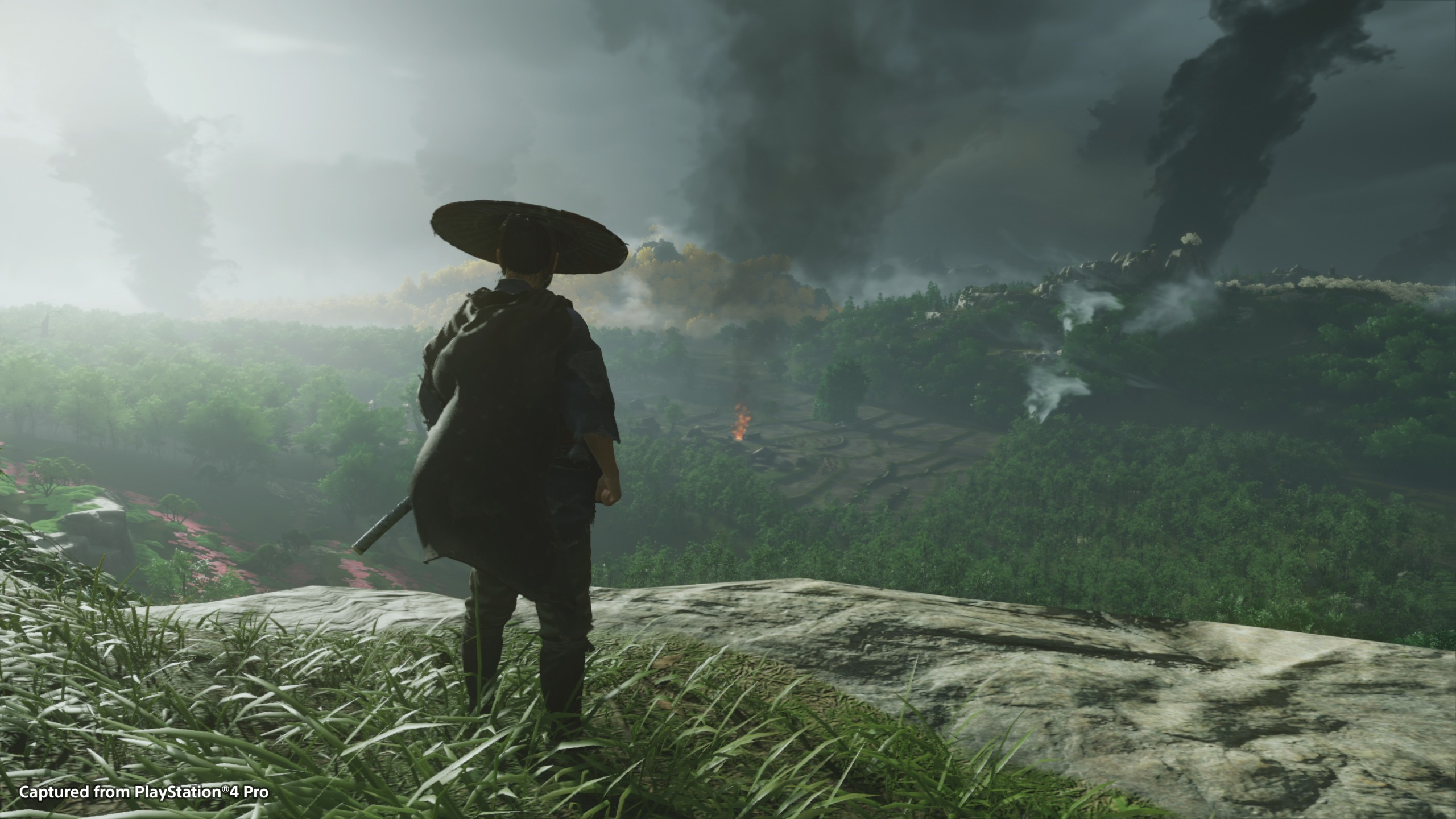 Ghost of Tsushima Graphics