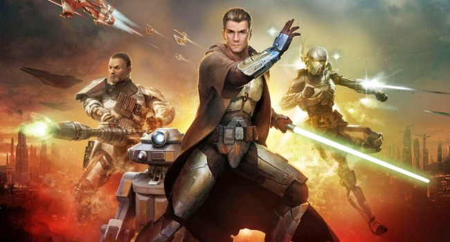 Multiple Star Wars: Knights Of The Old Republic Games Reportedly In Development