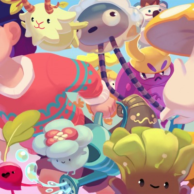 Ooblets Preview