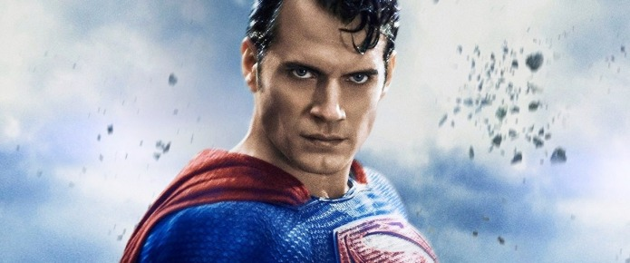 Awesome Man Of Steel 2 Fan Poster Pits Superman Against Brainiac