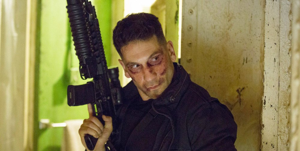 Armor War Fan Posters Imagine Jon Bernthal's Punisher Suiting Up In The MCU