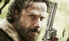 Rick Grimes Fights Aliens With A Lightsaber In New Walking Dead Comic