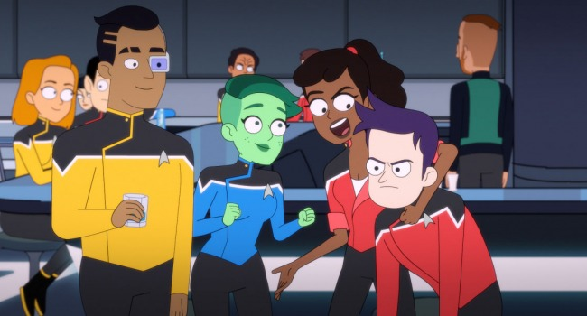 Star Trek EP Says He Wants To Do A Musical Episode