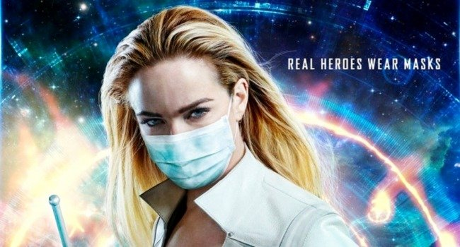 New Arrowverse Posters Prove That Real Heroes Wear Masks