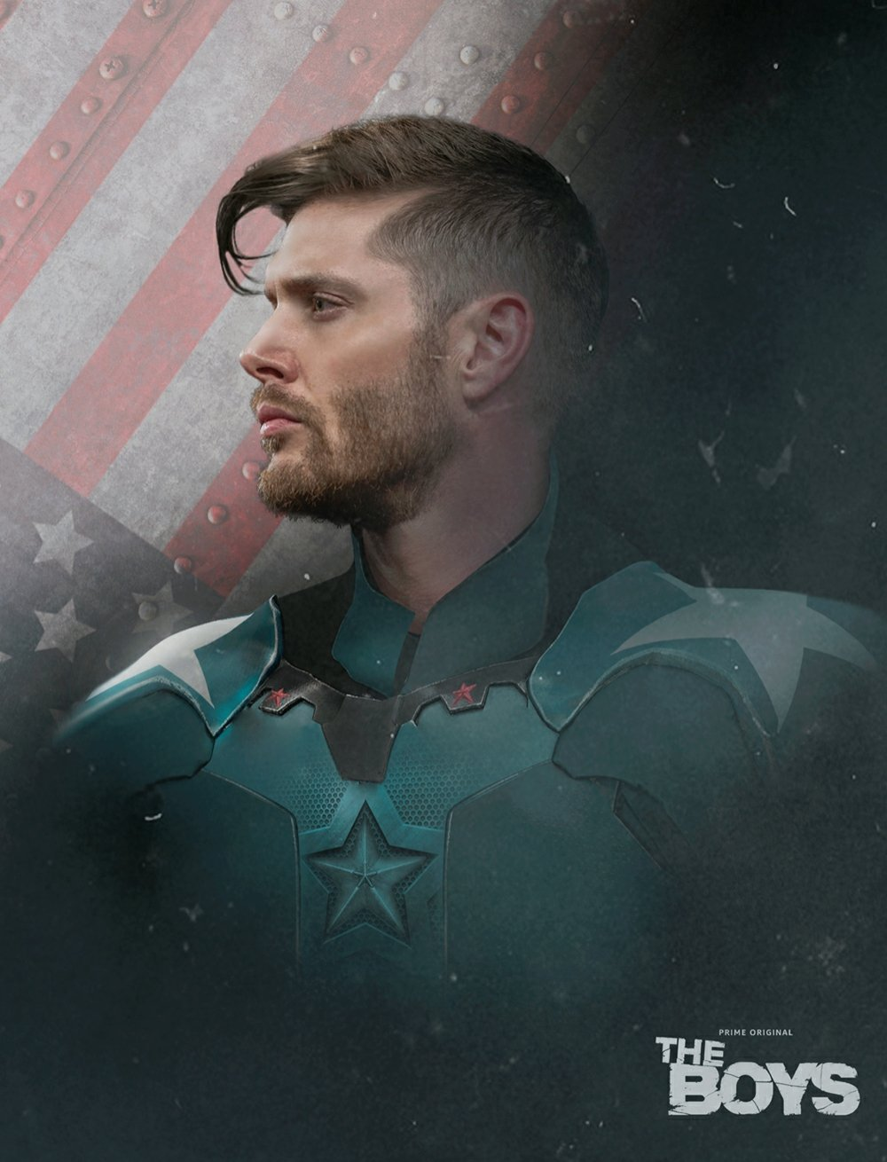 Here S How Jensen Ackles Could Look As Soldier Boy In The Boys