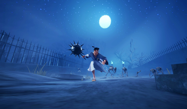 Samurai Jack Battle Through Time Combat