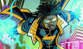 Jaden Smith Reportedly Eyeing Static Shock Role