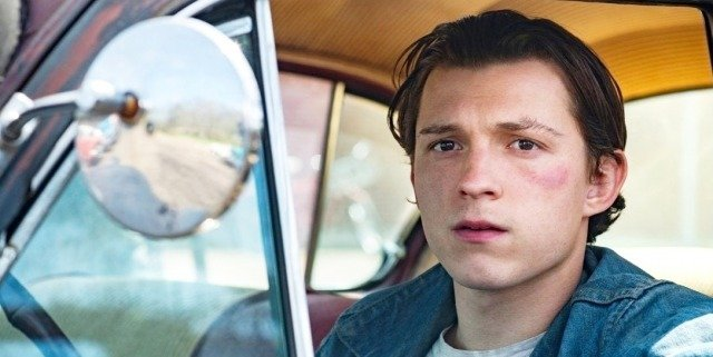 The Devil All The time Tom Holland