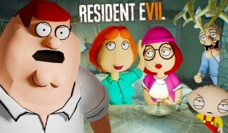 Watch: Awesome Family Guy Mod Makes Resident Evil 7 Even Scarier