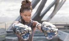 Letitia Wright Says The Thought Of Doing Black Panther 2 Without Chadwick Boseman Is Strange