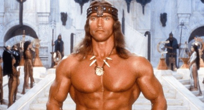 Conan The Barbarian TV Show In The Works At Netflix