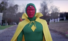 Fans Are Loving Vision's Comic Book Costume In WandaVision Trailer