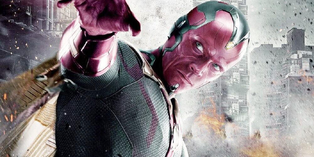 New Marvel Book Reveals What Really Happened With Vision In Infinity War