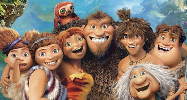 The Croods: The New Age Gets A New Poster Ahead Of November Release