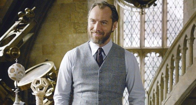 WB Reportedly Developing Dumbledore Show With Jude Law For HBO Max